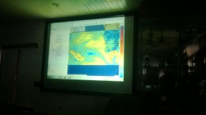 Weather Briefing on the 3rd